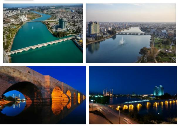 Adana Turizm yerleri